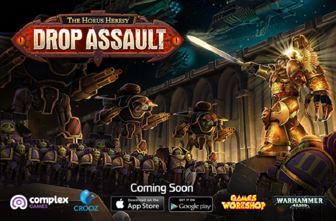 The Horus Heresy : Drop Assault