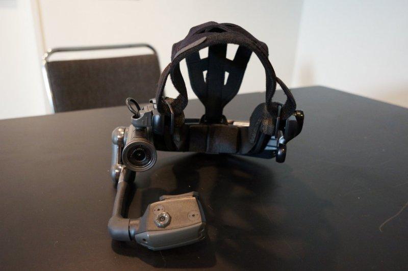 Motorola Solutions' HC1 headset computer