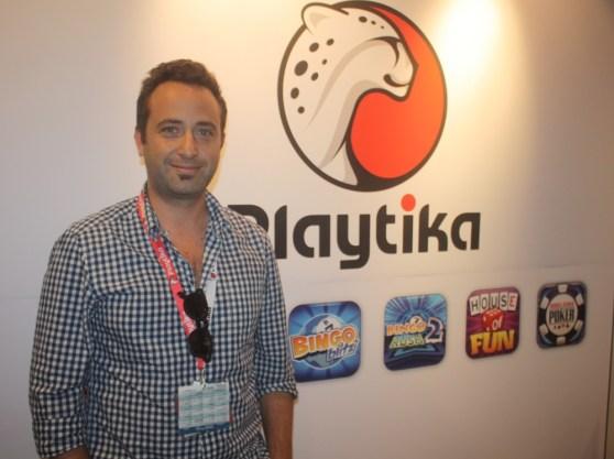 Elad Kushnir of Playtika