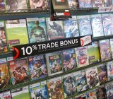 GameStop says most people don't know they can trade their games for credit.
