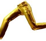 golden jeans diez artwork Shutterstock