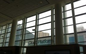 The Google Cloud Platform had a presence at the Google I/O conference in San Francisco in June 2014.