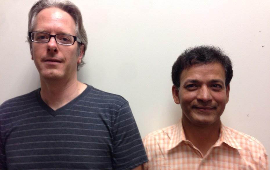Greg Rayburn and Milind Bhise