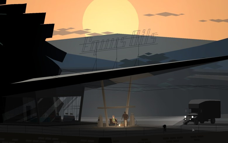 Kentucky Route Zero's Linux version is now on GOG.com.