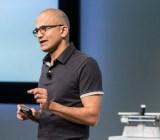 Satya Nadella polo shirt Microsoft