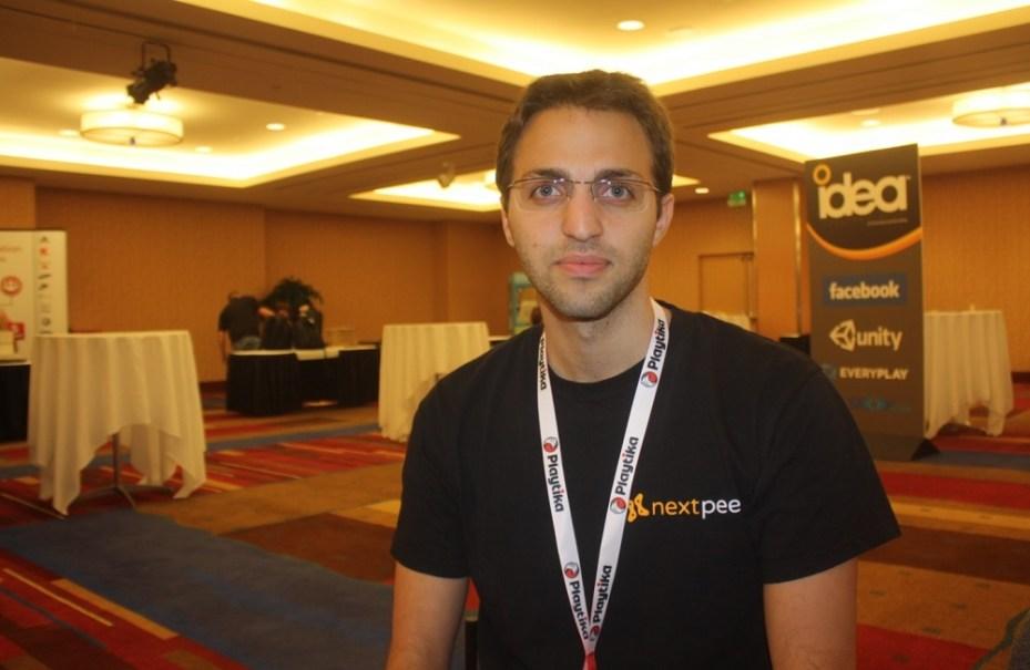 Shai Magzimof of Next Peer