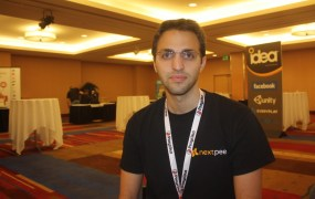 Shai Magzimof of Next Peer