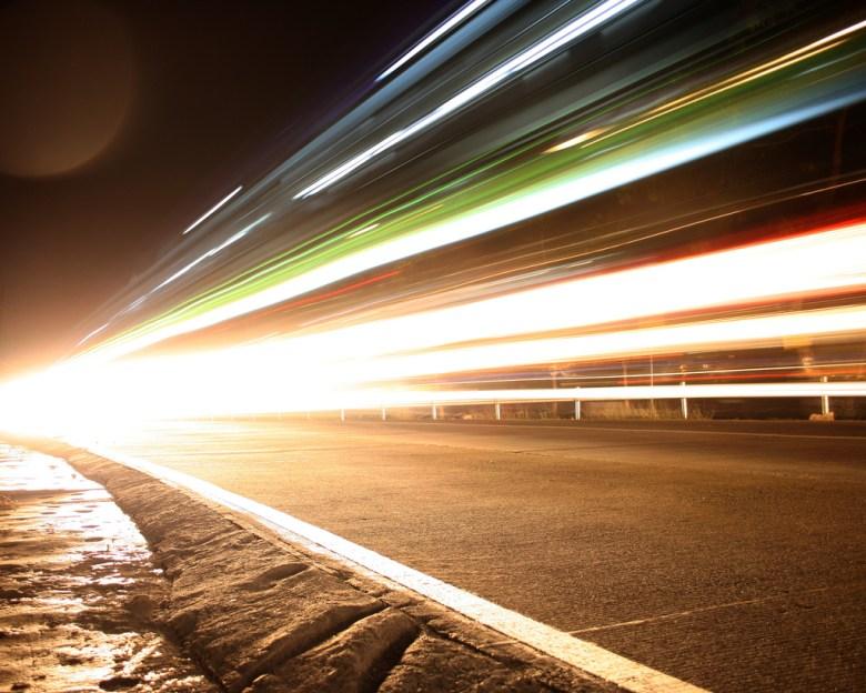 Get ready for a super-speedy future.