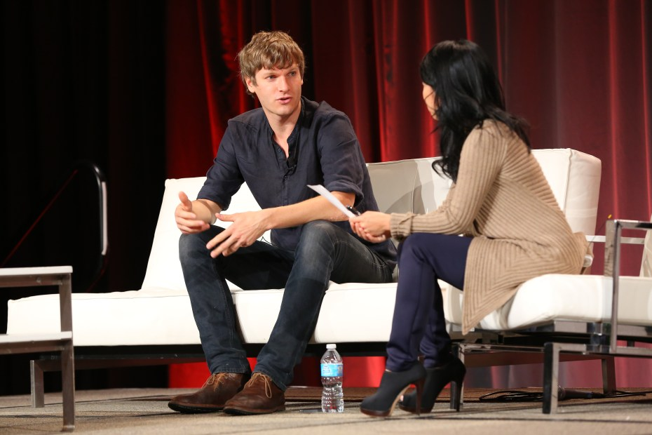 Airbnb's Gustaf Alstromer and Susa Ventures' Eva Ho