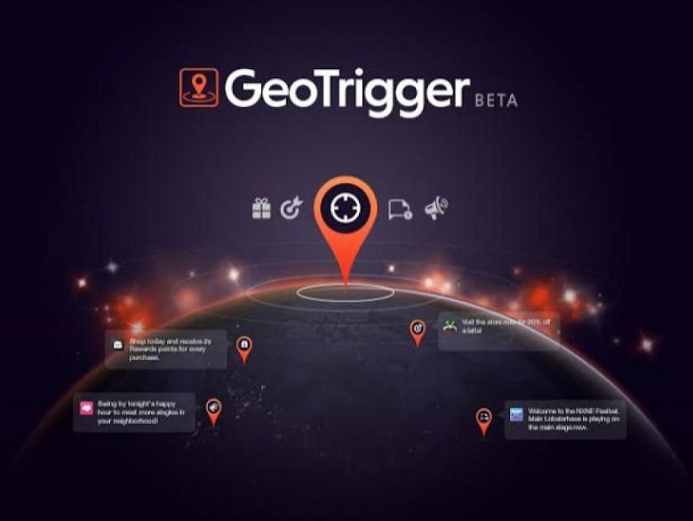 Upsight Geotrigger