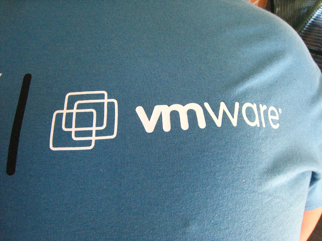 VMware tshirt star5112 Flickr
