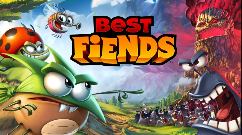 Art from Seriously's Best Fiends.