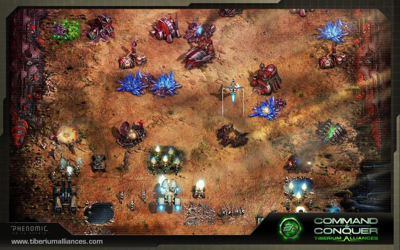 The Envision team comprises a number of developers that previously worked at EA Phenomic on releases like Command & Conquer: Tiberium Alliances.