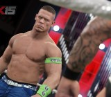 Cena is ready to adjust some attitudes in WWE 2K15.
