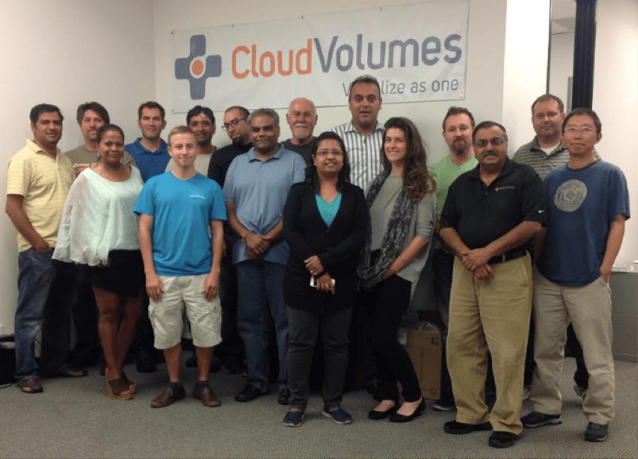 The CloudVolumes team.