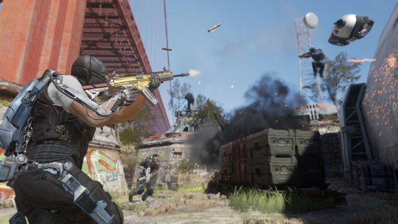 Call of Duty: Advanced Warfare may end up as a better game, but that might not help it outsell Ghosts.