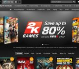 An older sale on the GameFly Digital download service.