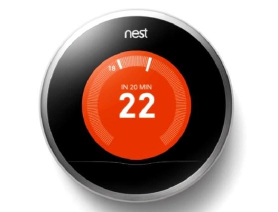 Google Nest device