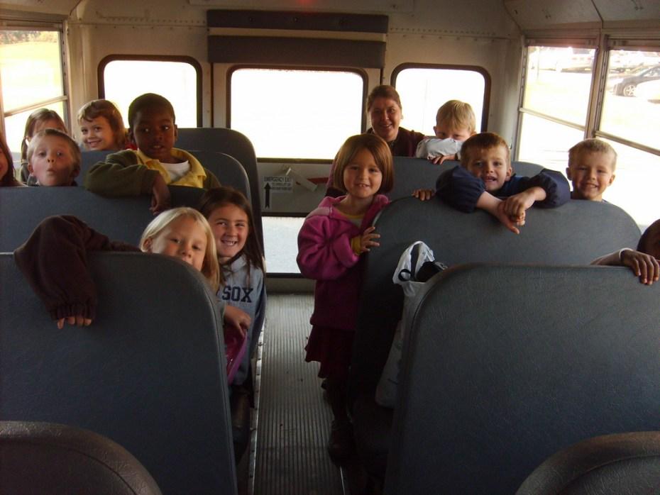 Kids bus lori05871 Flickr