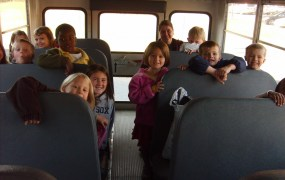 Kids bus lori05871 Flickr