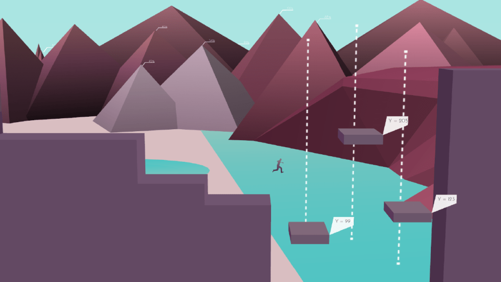 Most of the information you have to work with in Metrico is expressed purely in each puzzle.