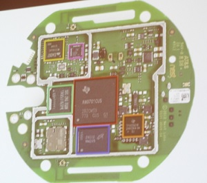 Google Nest board