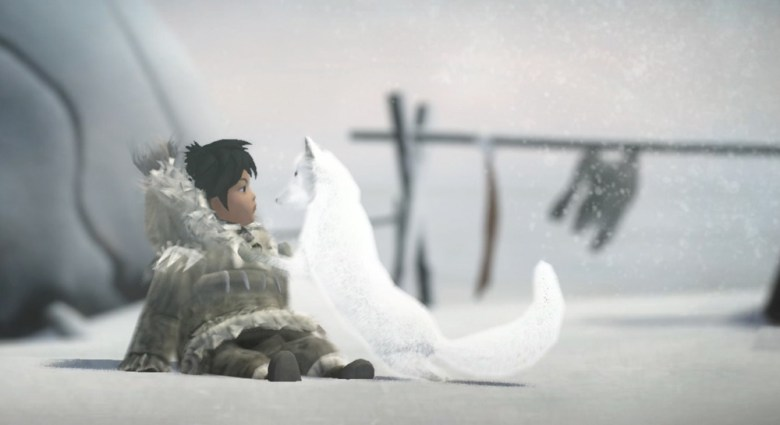 Never Alone was one of the great indie games that won big at this year's Bafta games awards.