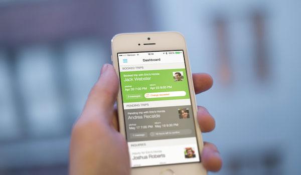 RelayRides iOS App