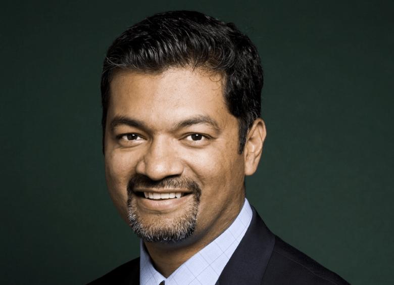 Dev Ittycheria, the new chief executive of MongoDB.