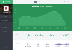 Settle - Restaurant Analytics