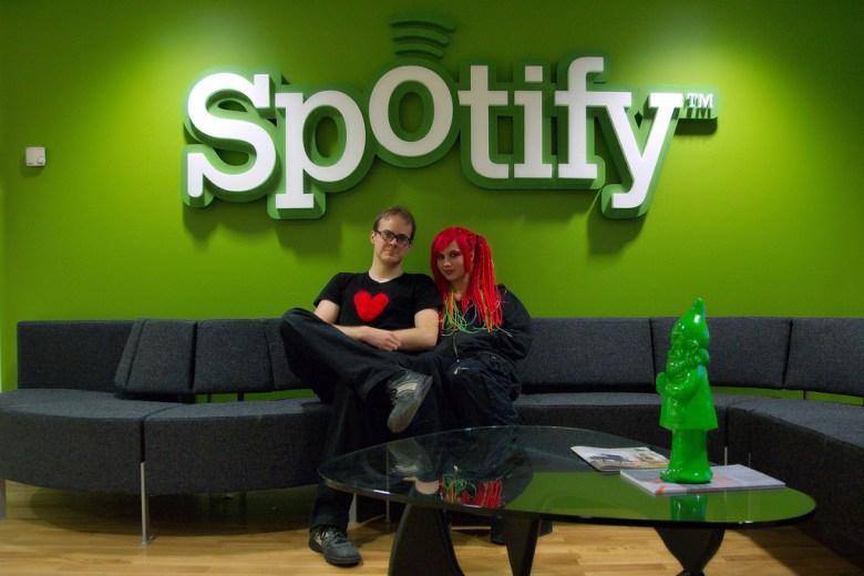 Spotify Jon Aslund Flickr