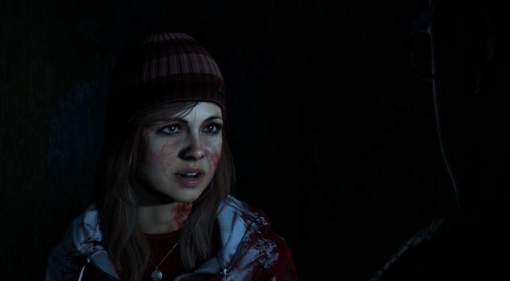 Ashley in Until Dawn