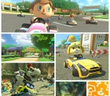 Mario Kart 8 downloadable content includes some characters from outside the Mario universe.