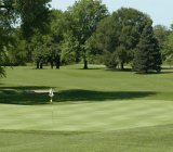Willow Creek Golf Course.