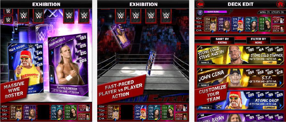 By gawd, King! He just played a Daniel Bryan card!