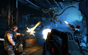 Aliens: Colonial Marines from Sega and Gearbox.