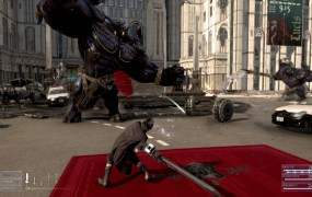 Square Enix is getting anxious to roll out the red carpet for Final Fantasy XV.