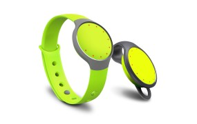 Misfit's $50 Flash wearable with sport band and clasp.