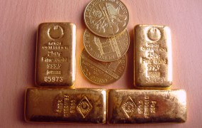 Gold bars John Louis Flickr