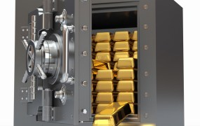 Gold bars Maxx-Studio Shutterstock