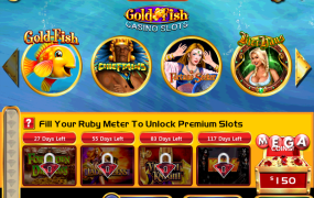 Gold Fish Casino's games are just some of the latest apps finding success on mobile.