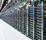 Google data center from Google