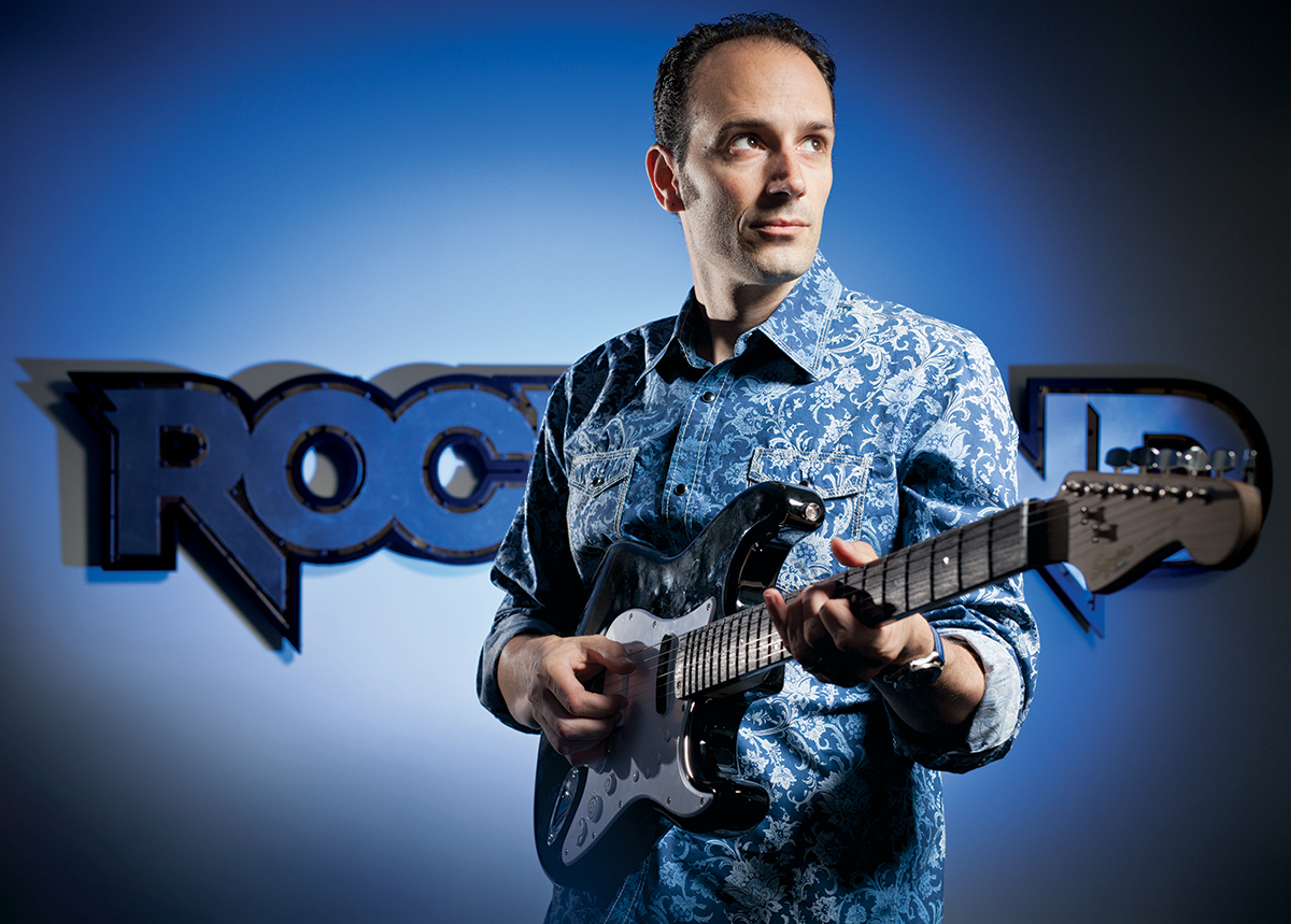 Harmonix chief creative officer Alex Rigopulos.