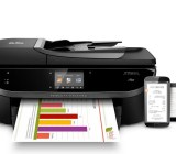 HP OfficeJet 8040 with Neat