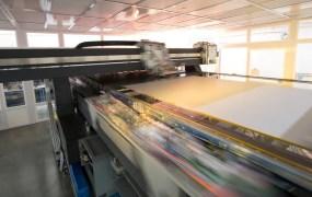 Kateeva uses inkjet printing to layer chemicals on flexible displays.