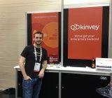 Kinvey booth Facebook