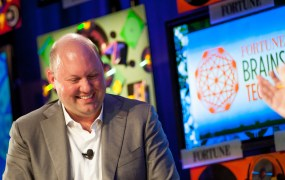 Marc Andreessen Fortune Live Media Flickr