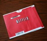 A DVD from Netflix