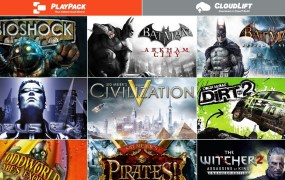 Cloud-gaming service OnLive.