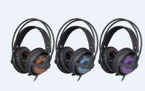 SteelSeries' Siberia headsets